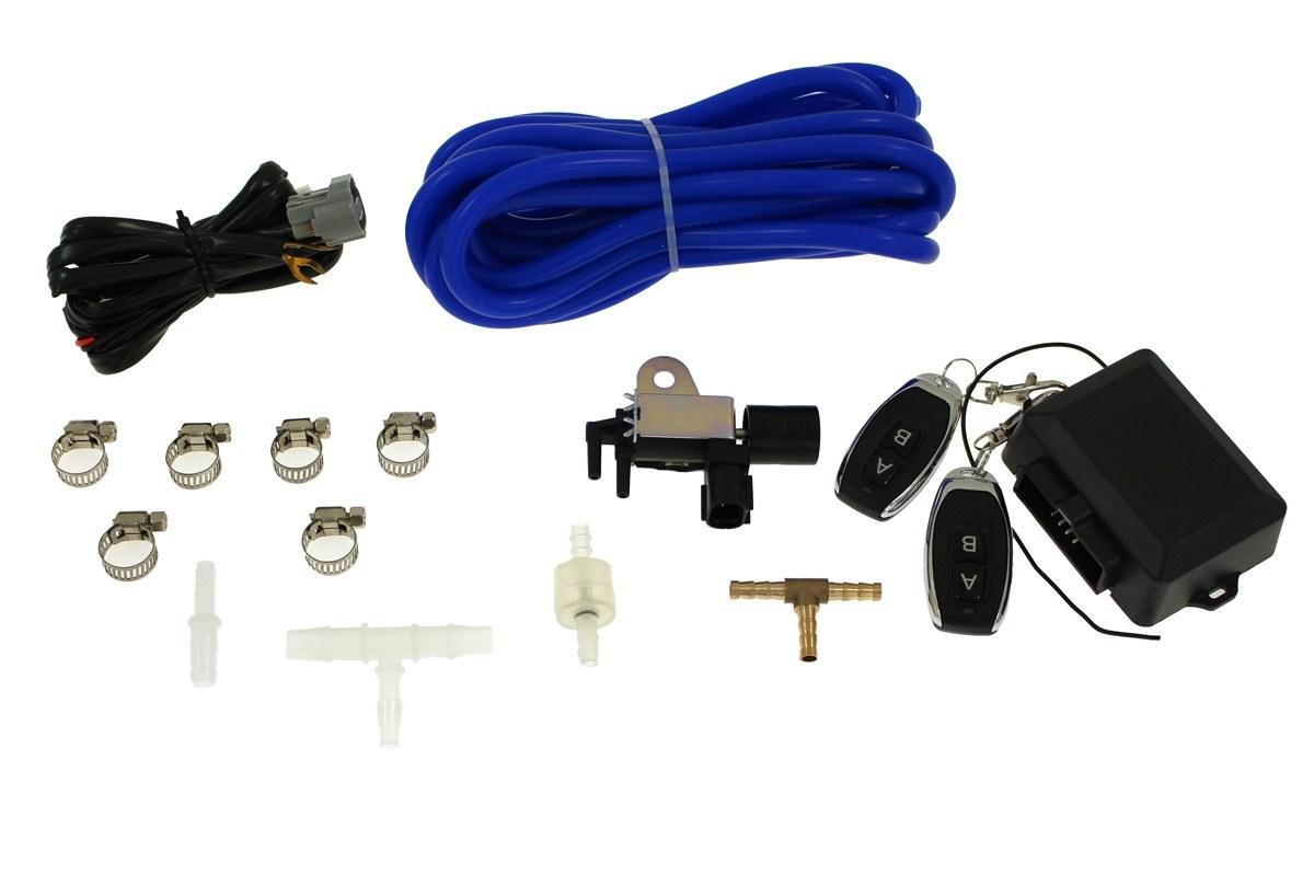 Zestaw sterowania przepustnicy wydechu pneumatyczny - GRUBYGARAGE - Sklep Tuningowy